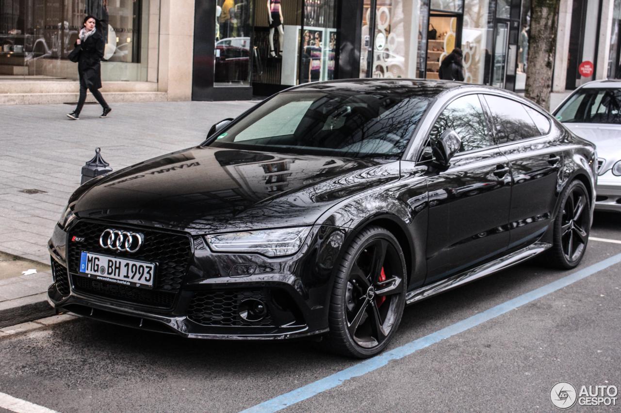 Audi Rs7 Sportback 2015 29 April 2015 Autogespot
