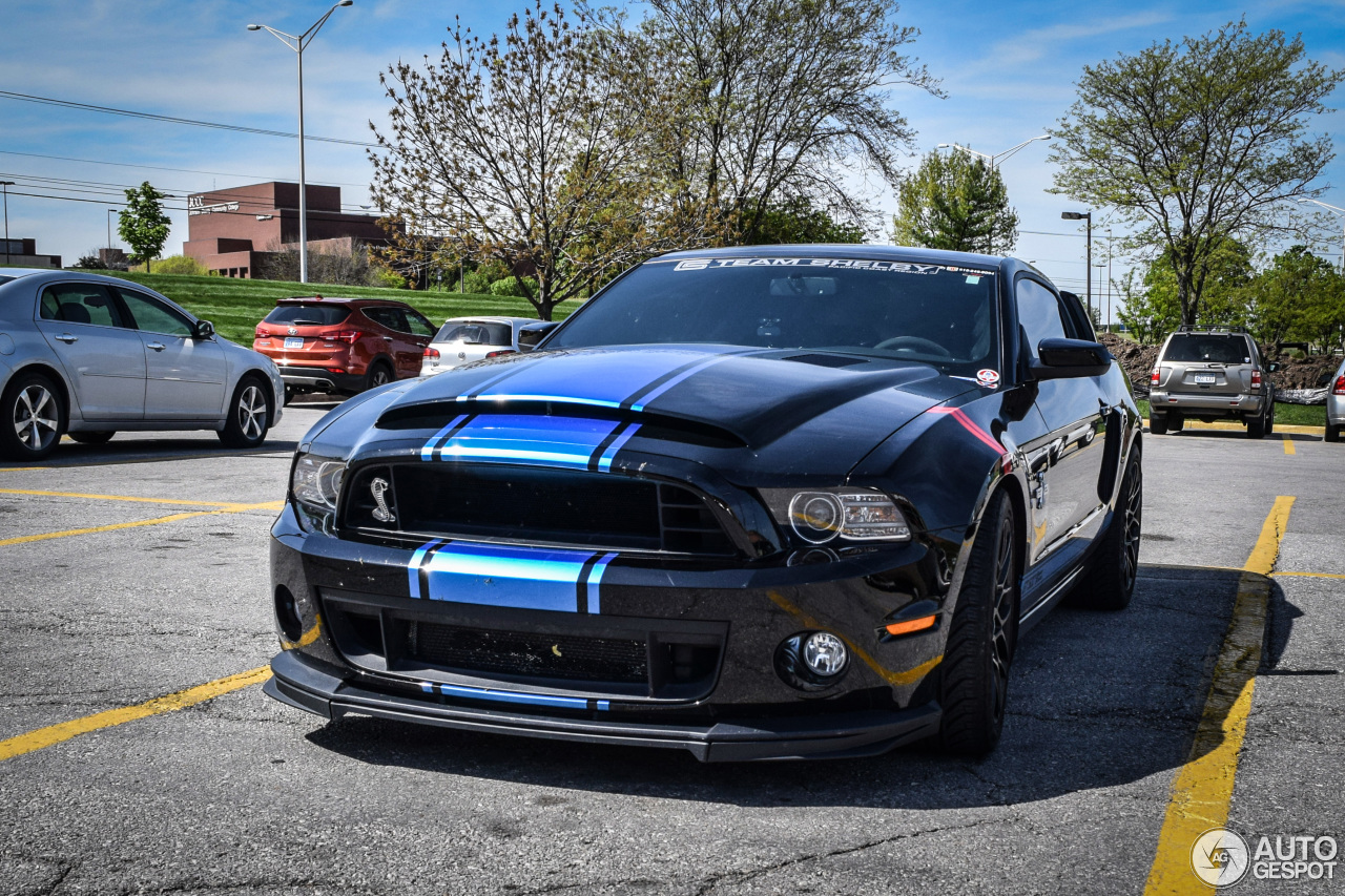 Ford Mustang Shelby Gt 500 Supersnake 2013 29 April 2015