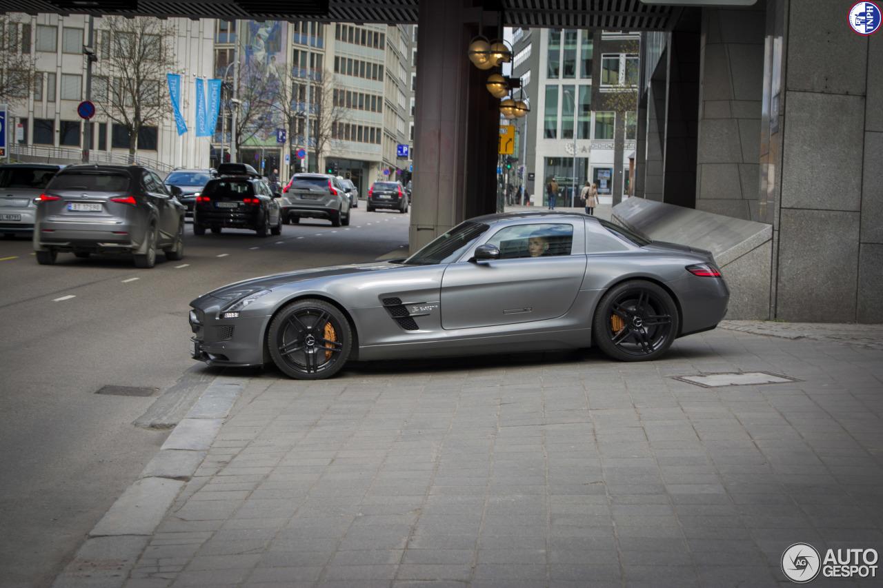 MercedesBenz SLS AMG Electric Drive  30 April 2015  Autogespot