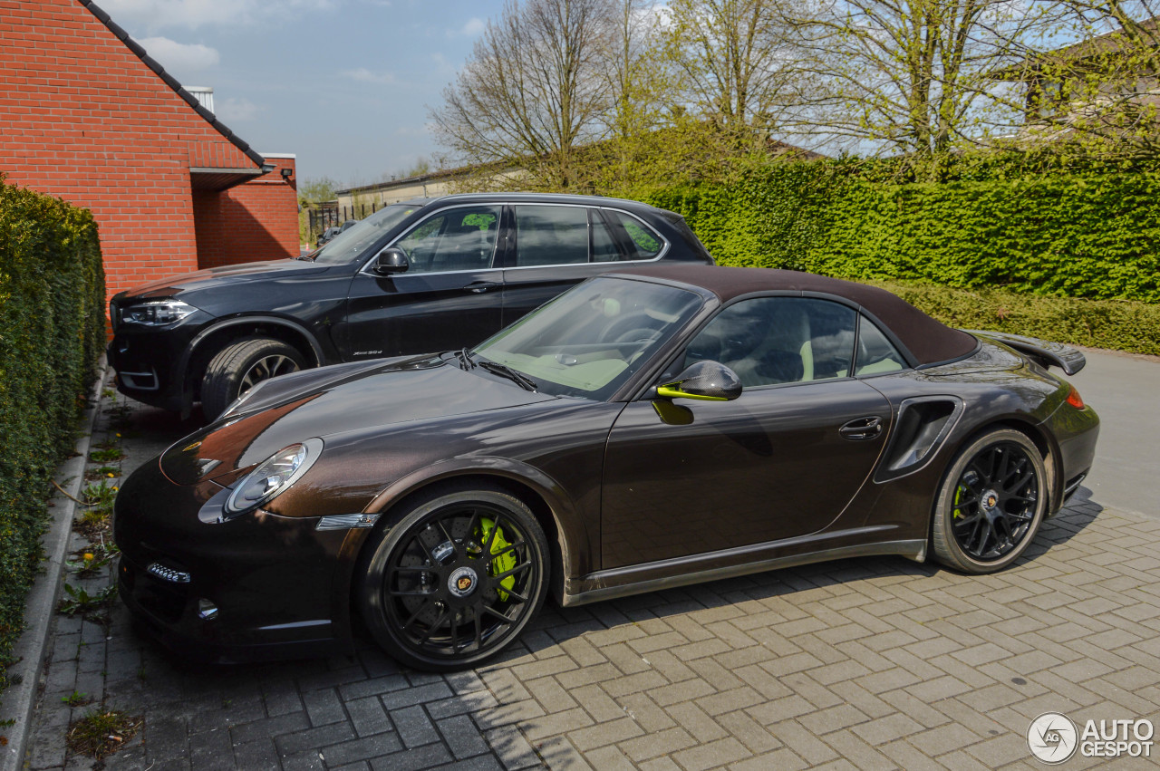 Porsche 997 Turbo S Cabriolet 918 Spyder Edition 1 May 2015 Autogespot