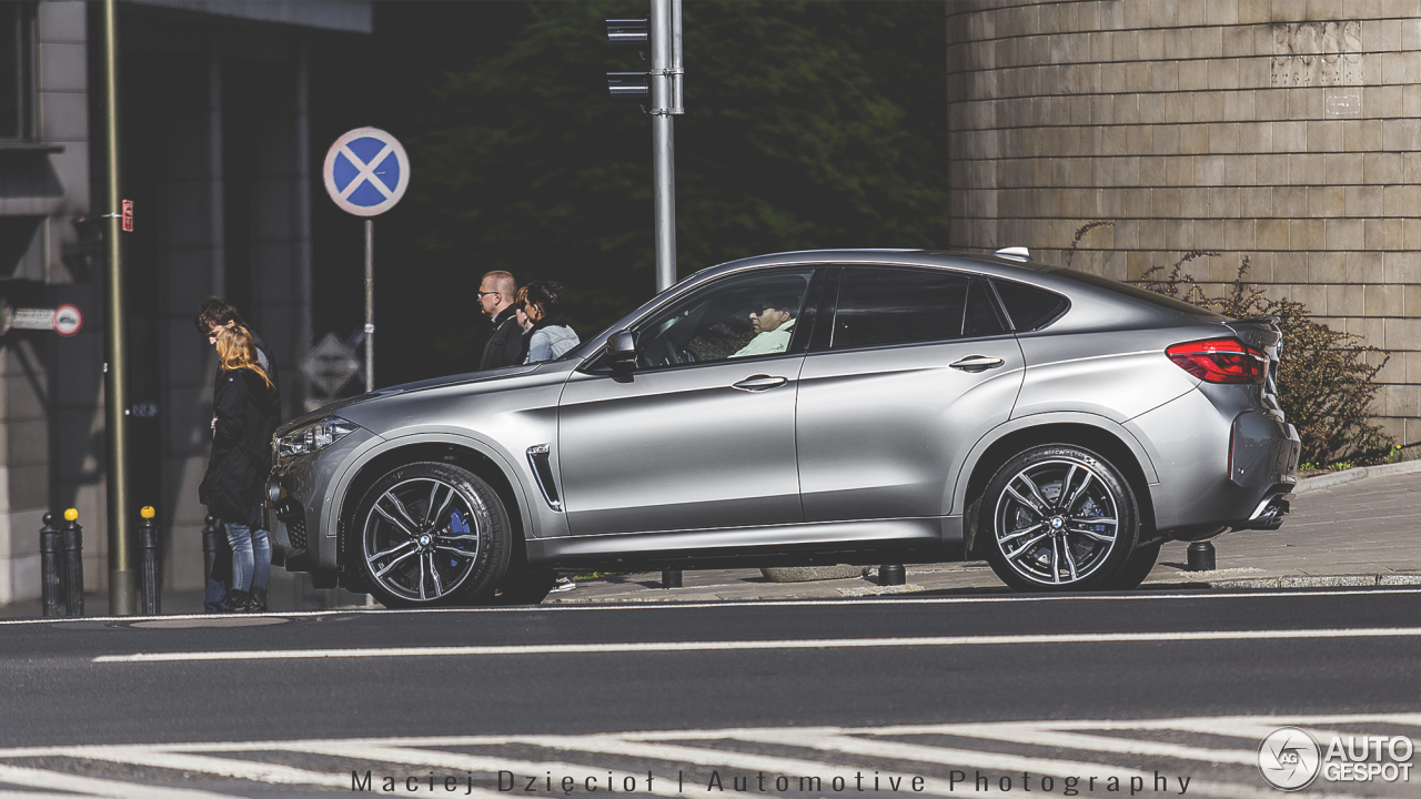 Bmw X6 M F86 2 May 2015 Autogespot
