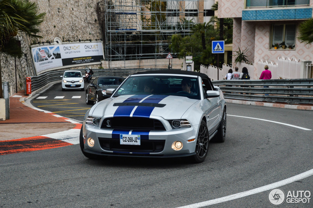 ford mustang shelby gt500 convertible 2014 2 may 2015 autogespot