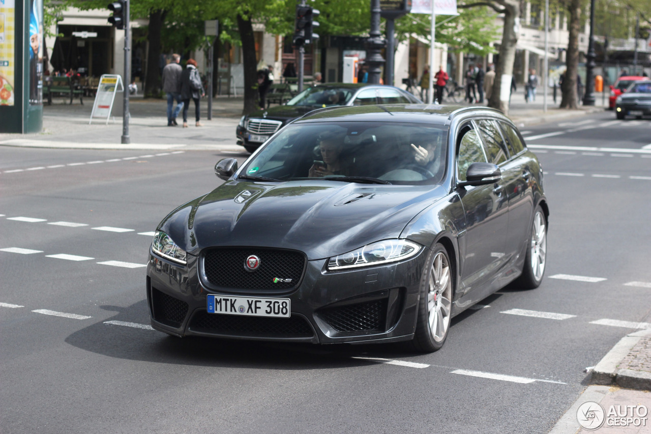 jaguar xfr s sportbrake 2 mai 2015 autogespot. Black Bedroom Furniture Sets. Home Design Ideas