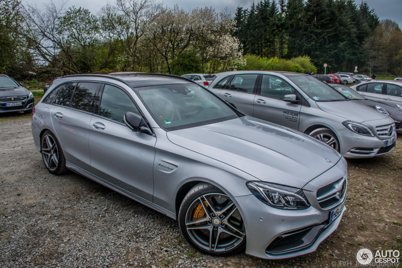 mercedes amg c 63 s estate s205 3 may 2015 autogespot. Black Bedroom Furniture Sets. Home Design Ideas