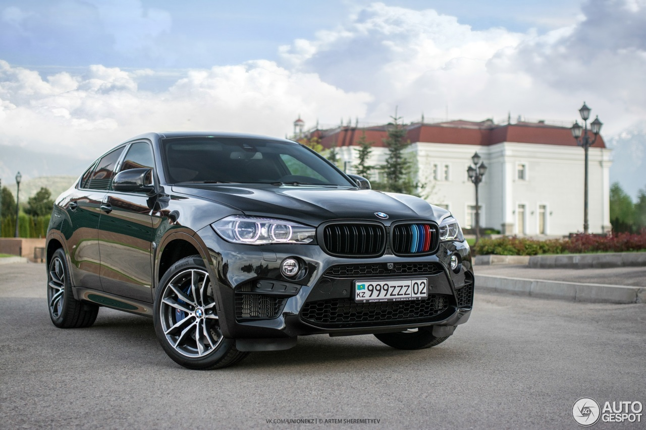 bmw x6 m f86 4 may 2015 autogespot. Black Bedroom Furniture Sets. Home Design Ideas
