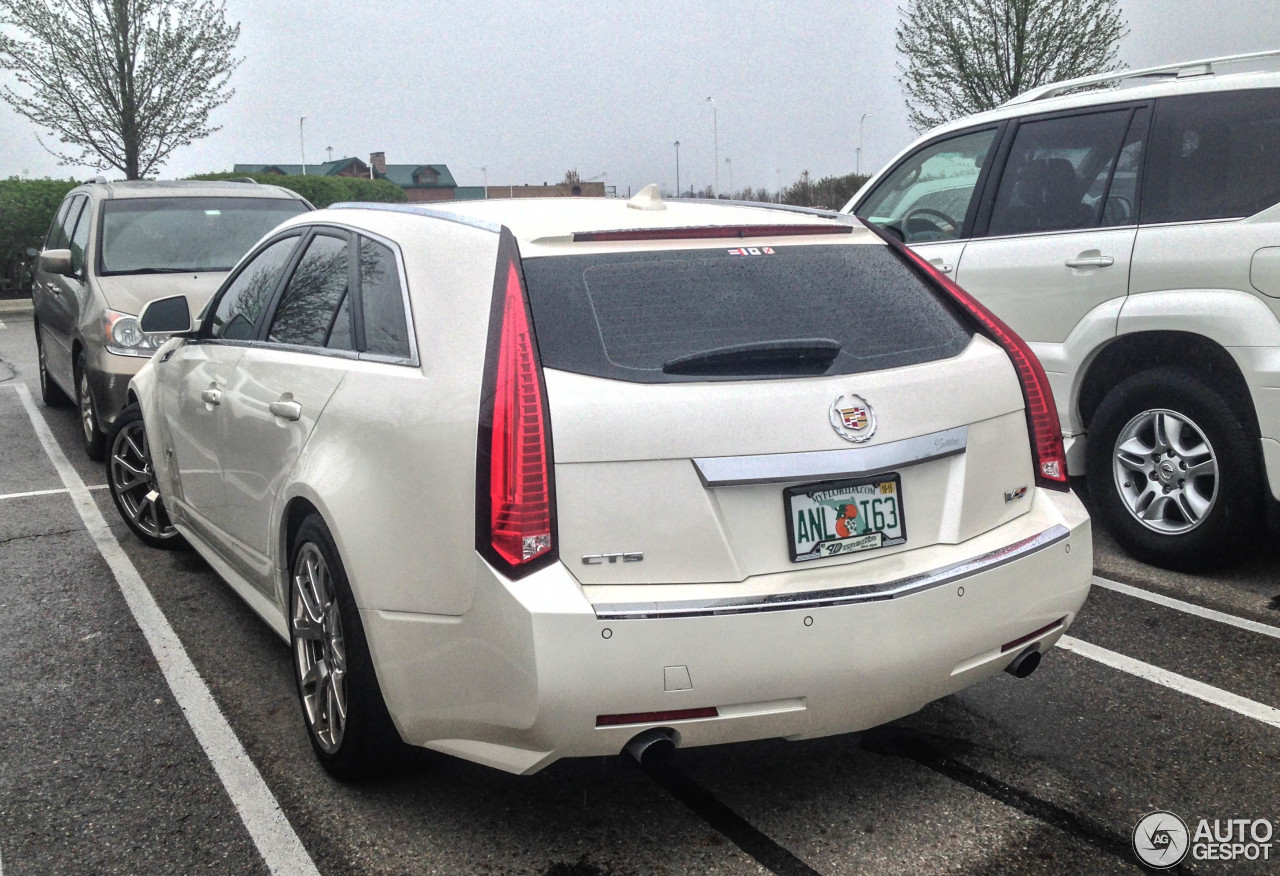 cadillac cts v sport wagon 4 may 2015 autogespot. Cars Review. Best American Auto & Cars Review