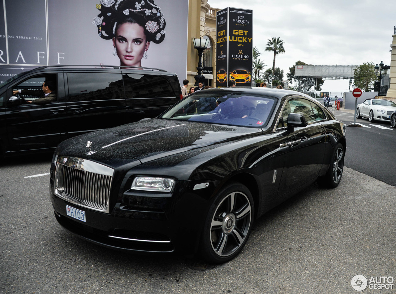 rolls royce wraith 4 may 2015 autogespot. Black Bedroom Furniture Sets. Home Design Ideas