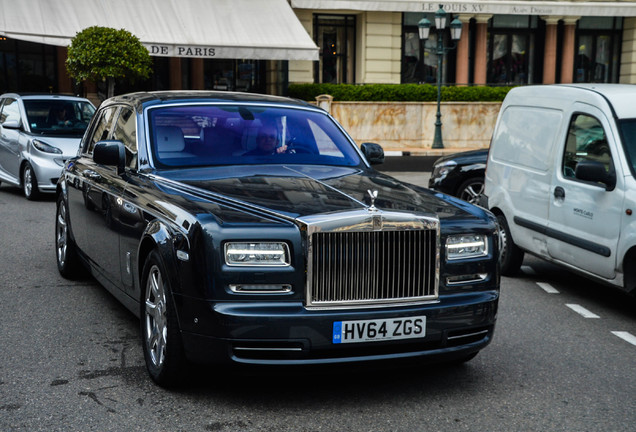 Rolls-Royce Phantom Series II