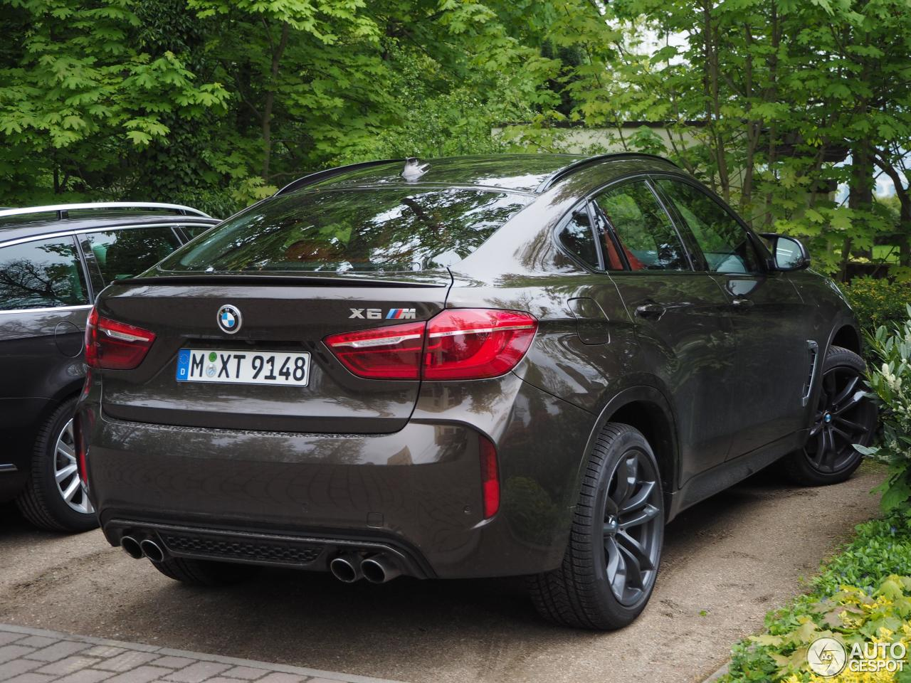 Bmw X6 M F86 5 May 2015 Autogespot