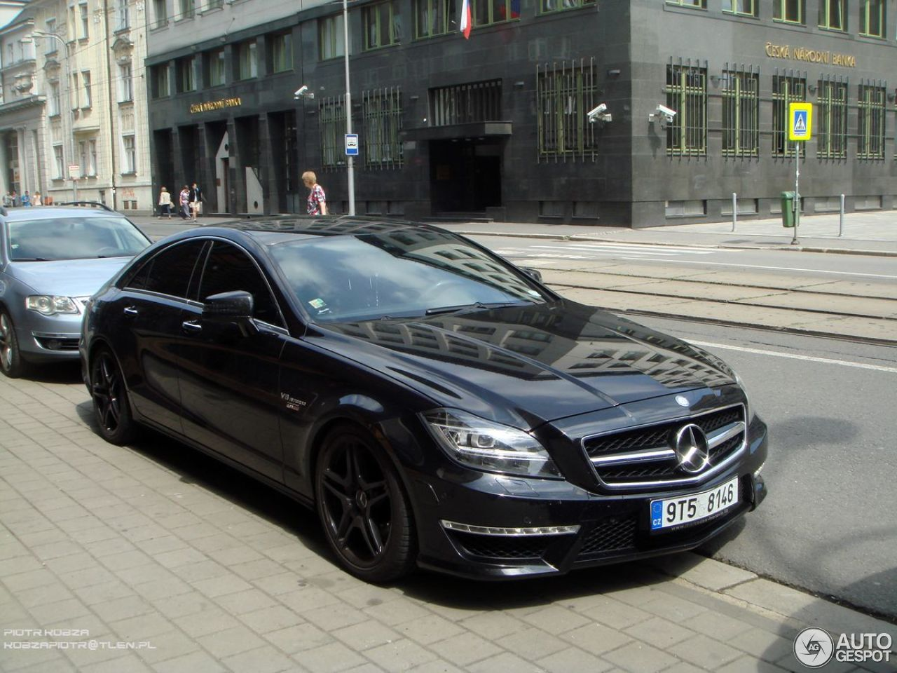 mercedes benz renntech cls 63 amg 5 may 2015 autogespot. Black Bedroom Furniture Sets. Home Design Ideas