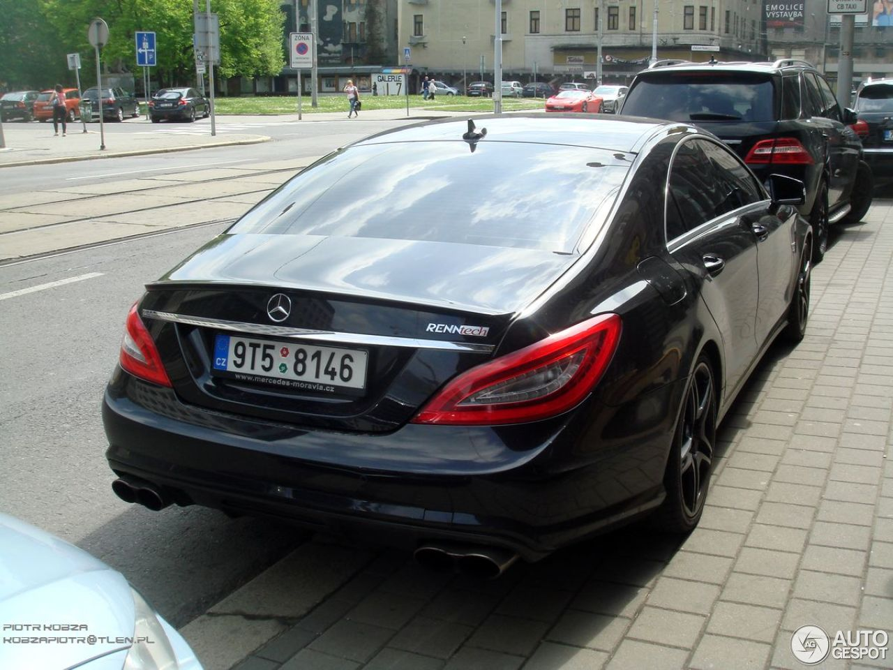 Mercedes Benz Renntech Cls 63 Amg 5 May 2015 Autogespot