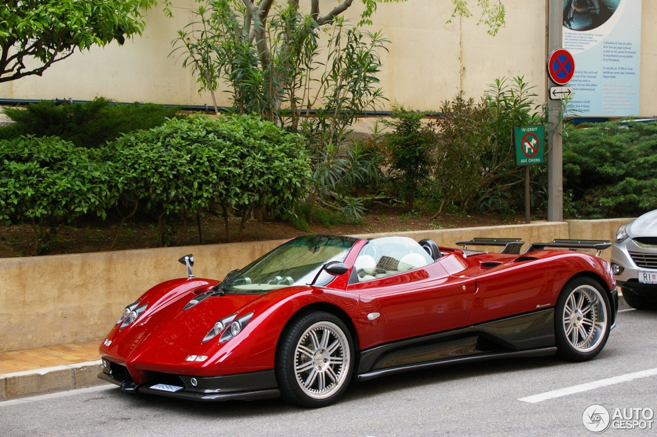2009 Pagani Zonda Roadster F photo - 5
