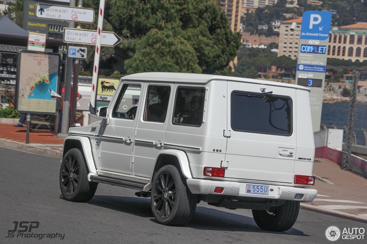 Mercedes-Benz G 63 AMG 2012 - 6 May 2015 - Autogespot