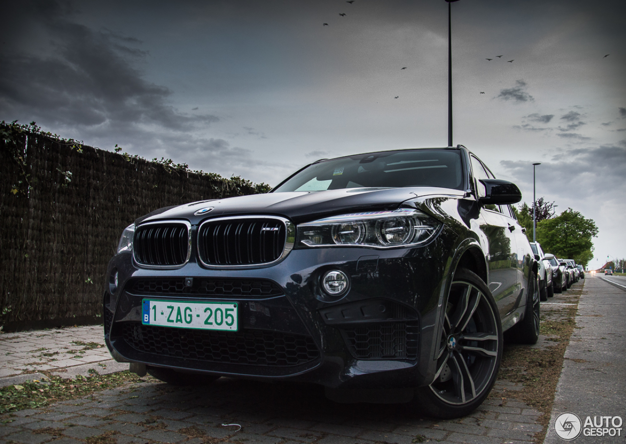 bmw x5 m f85 8 mai 2015 autogespot. Black Bedroom Furniture Sets. Home Design Ideas