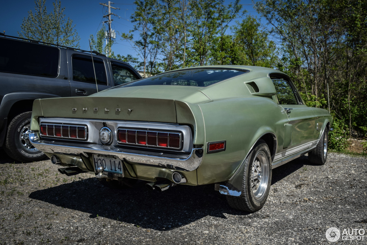 Ford Mustang Shelby GT 500 KR  8 May 2015  Autogespot