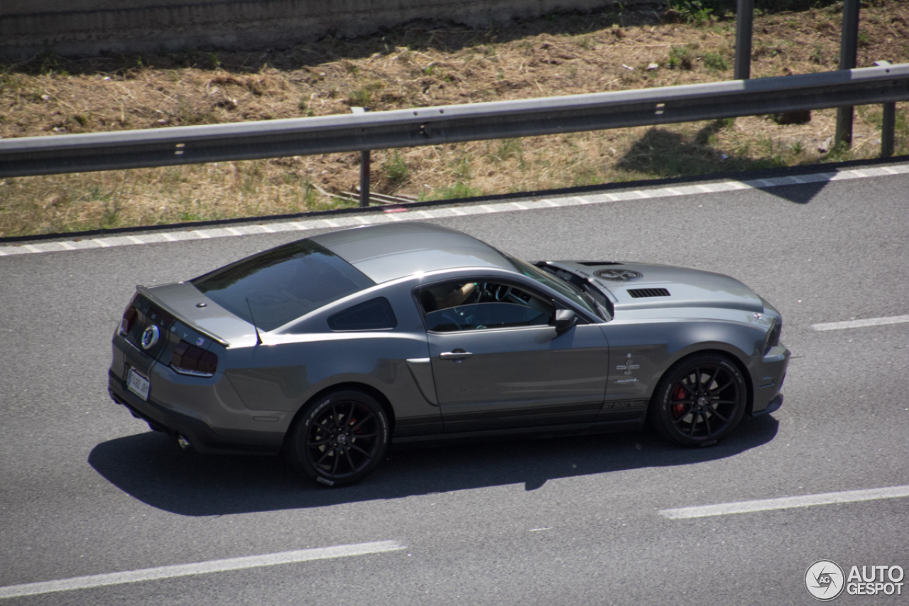 Ford Mustang Shelby GT 500 Supersnake 2011 - 8 May 2015 - Autogespot