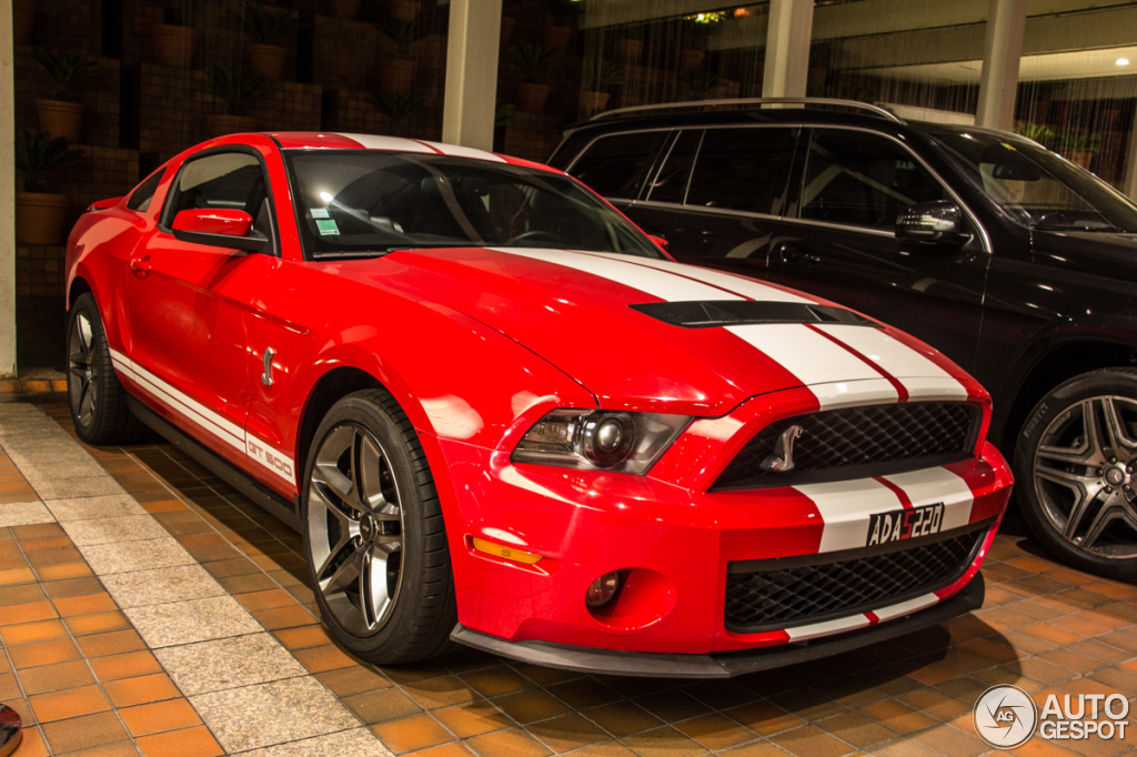ford mustang shelby gt500 2010 8 mayo 2015 autogespot. Black Bedroom Furniture Sets. Home Design Ideas