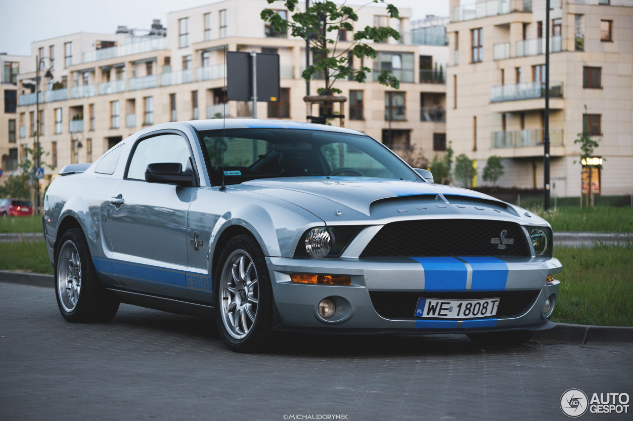 Ford Mustang Shelby Gt500 Kr 40th Anniversary Edition 8