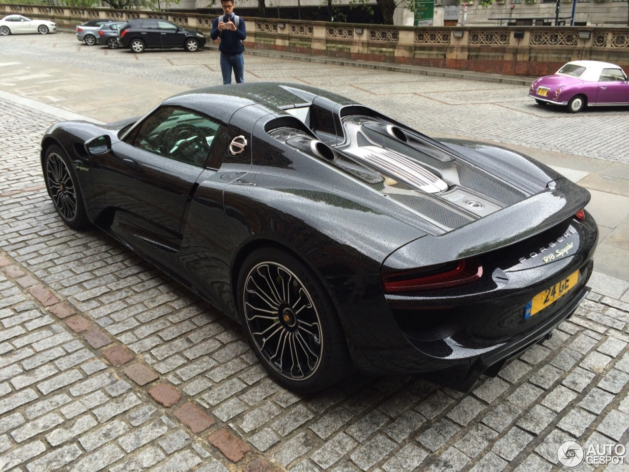 Porsche 918 Spyder 8 May 2015 Autogespot
