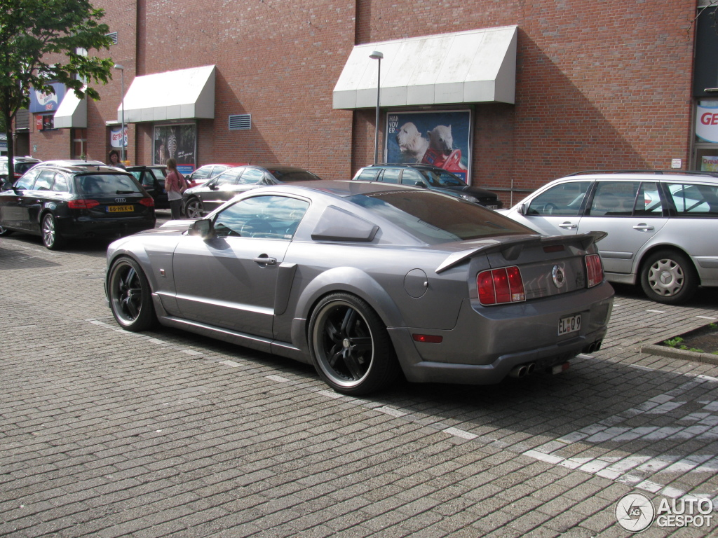 Ford Mustang Roush 427r 9 May 2015 Autogespot
