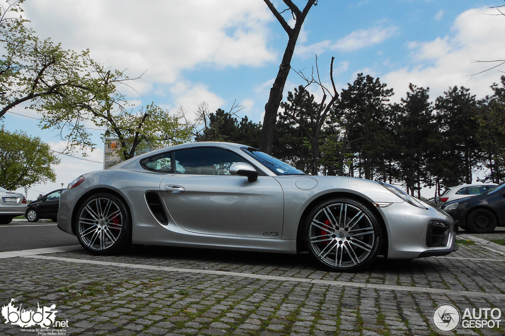 porsche 981 cayman gts 9 may 2015 autogespot. Black Bedroom Furniture Sets. Home Design Ideas