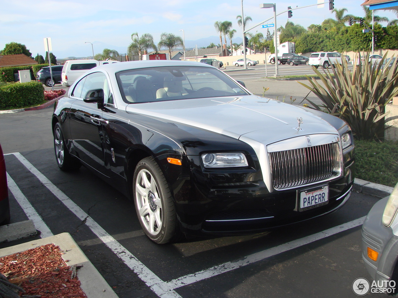 rolls royce wraith 9 may 2015 autogespot. Black Bedroom Furniture Sets. Home Design Ideas