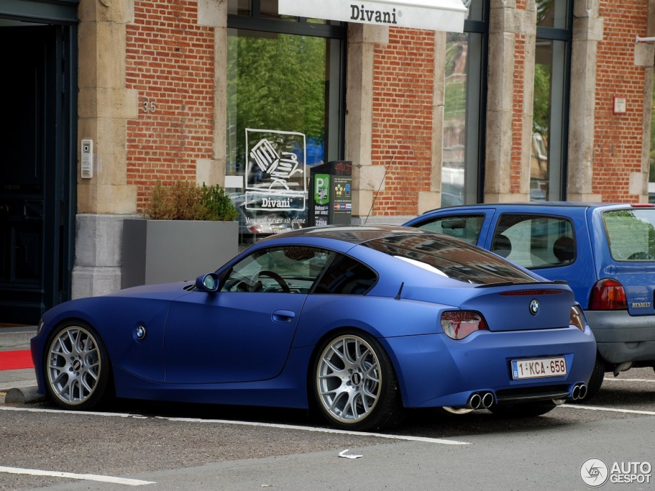Bmw Z4 M Coup 233 10 May 2015 Autogespot