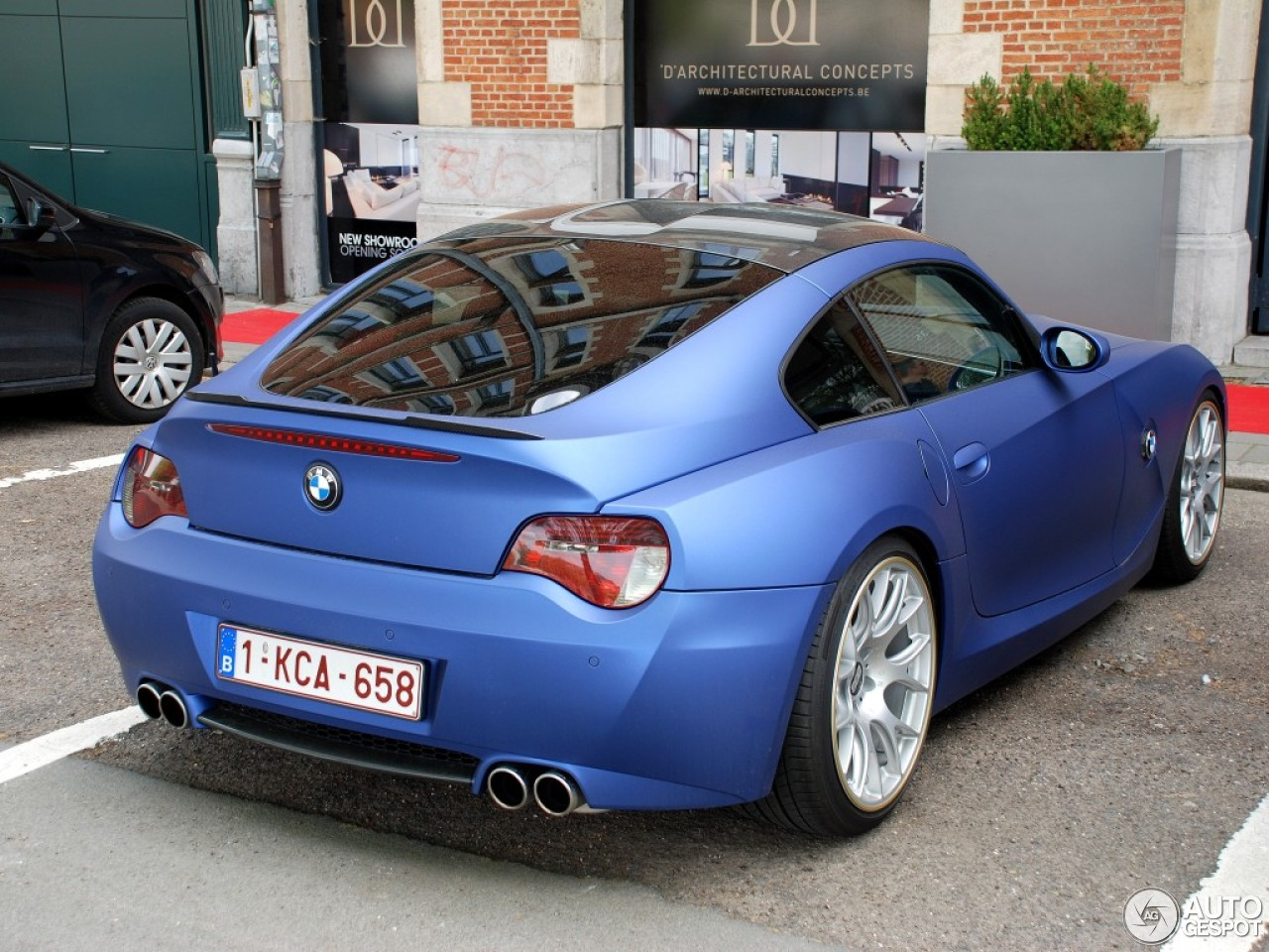 bmw z4 m coup 10 may 2015 autogespot. Black Bedroom Furniture Sets. Home Design Ideas