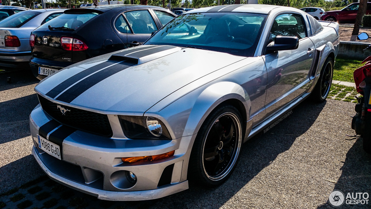 ford mustang roush stage 1 10 may 2015 autogespot. Black Bedroom Furniture Sets. Home Design Ideas