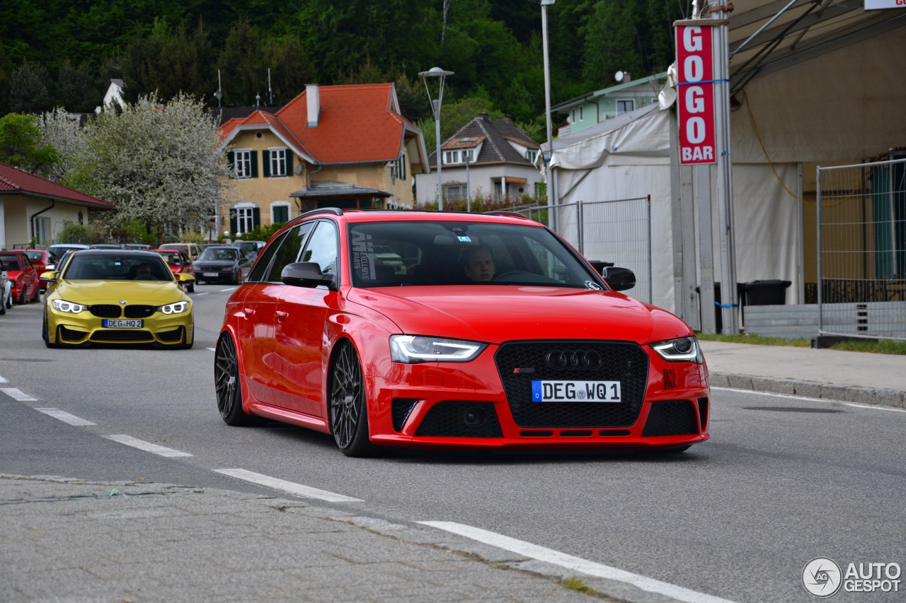 Audi Rs4 Avant B8 11 May 2015 Autogespot