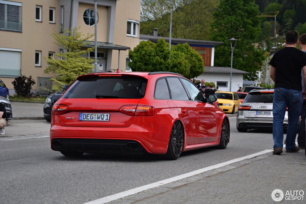 Audi Rs4 Avant B8 11 May 2015 Autogespot