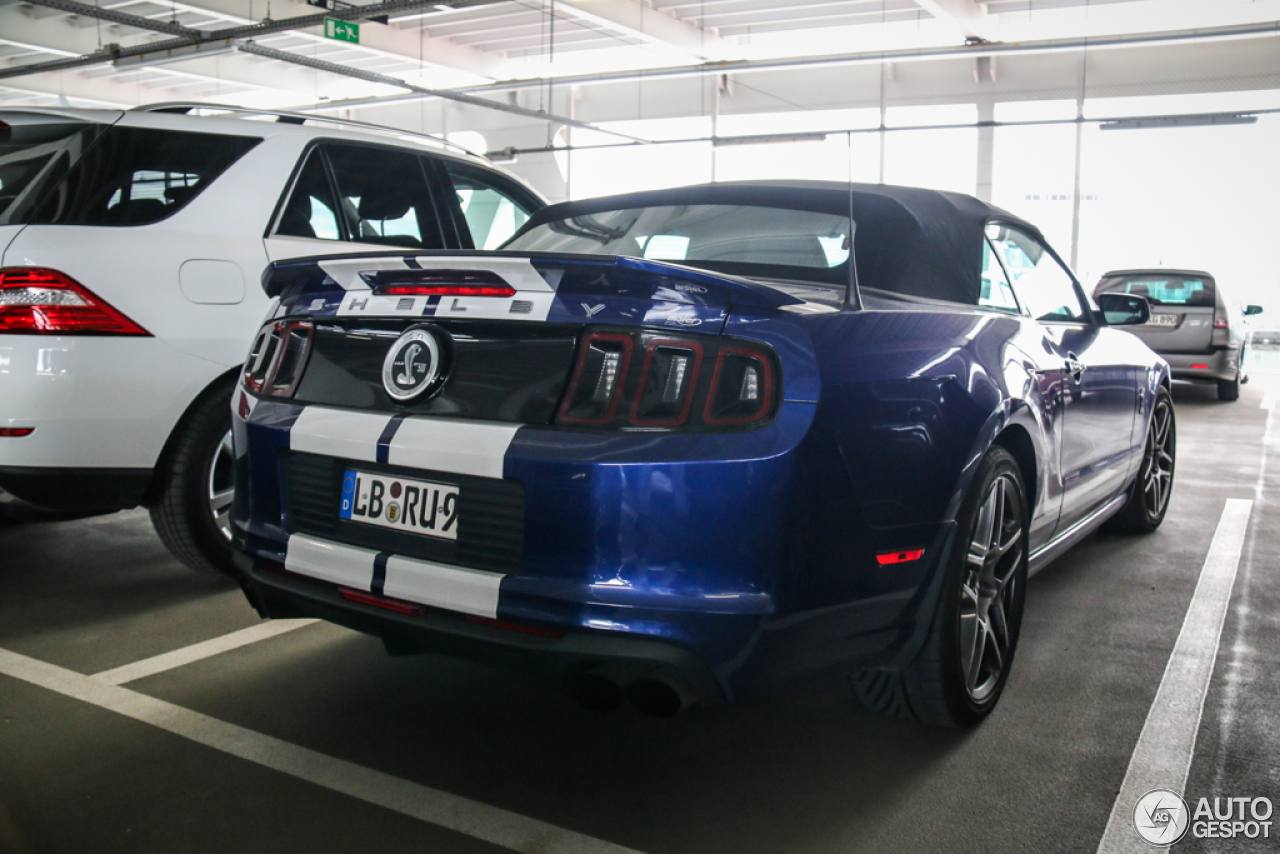 3 i ford mustang shelby gt500 convertible 2014 3 - 2015 Ford Mustang Shelby Gt500 Convertible