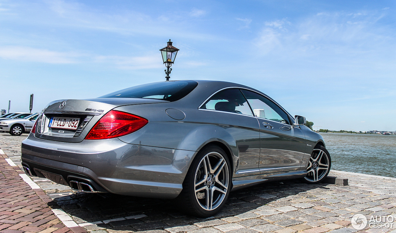 Mercedes benz cl 63 amg c216 2011 11 may 2015 autogespot for Mercedes benz cl 63 amg price
