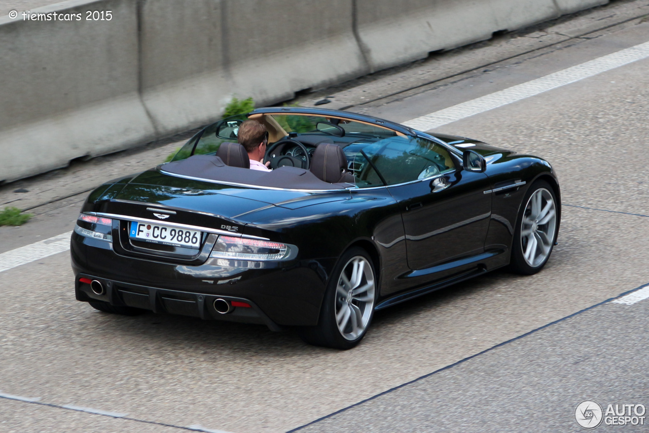 aston martin dbs volante 12 may 2015 autogespot. Black Bedroom Furniture Sets. Home Design Ideas