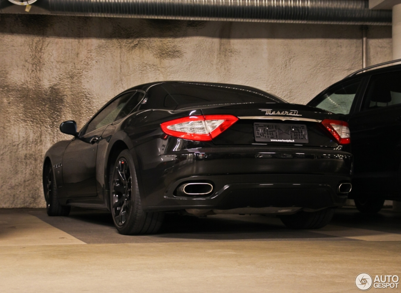 maserati granturismo s 12 may 2015 autogespot. Black Bedroom Furniture Sets. Home Design Ideas