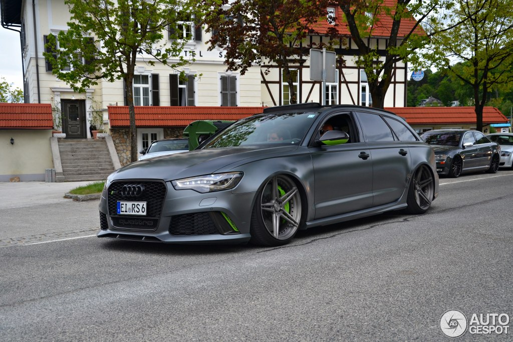 audi mtm rs6 r avant c7 14 mai 2015 autogespot. Black Bedroom Furniture Sets. Home Design Ideas