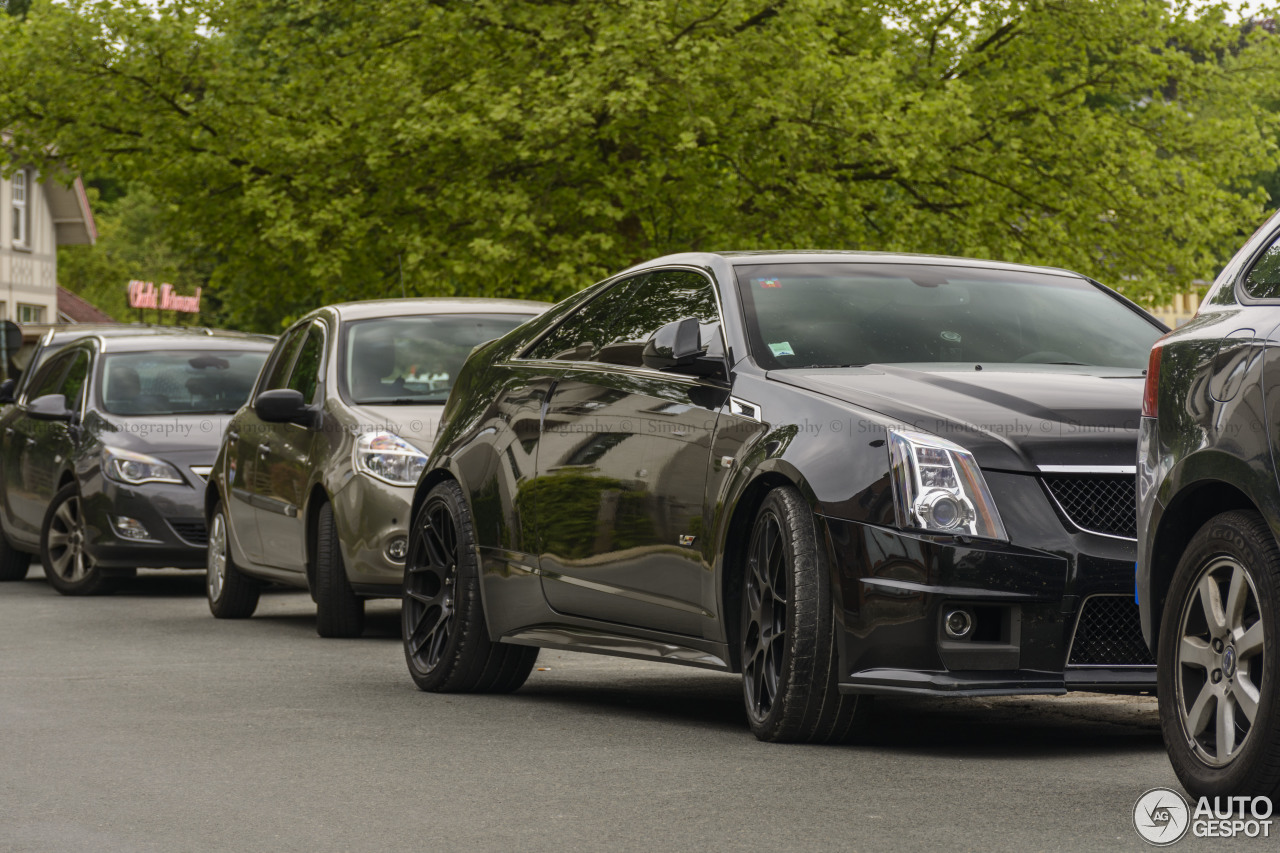 cadillac cts v coupe hennessey v700 14 may 2015 autogespot. Black Bedroom Furniture Sets. Home Design Ideas