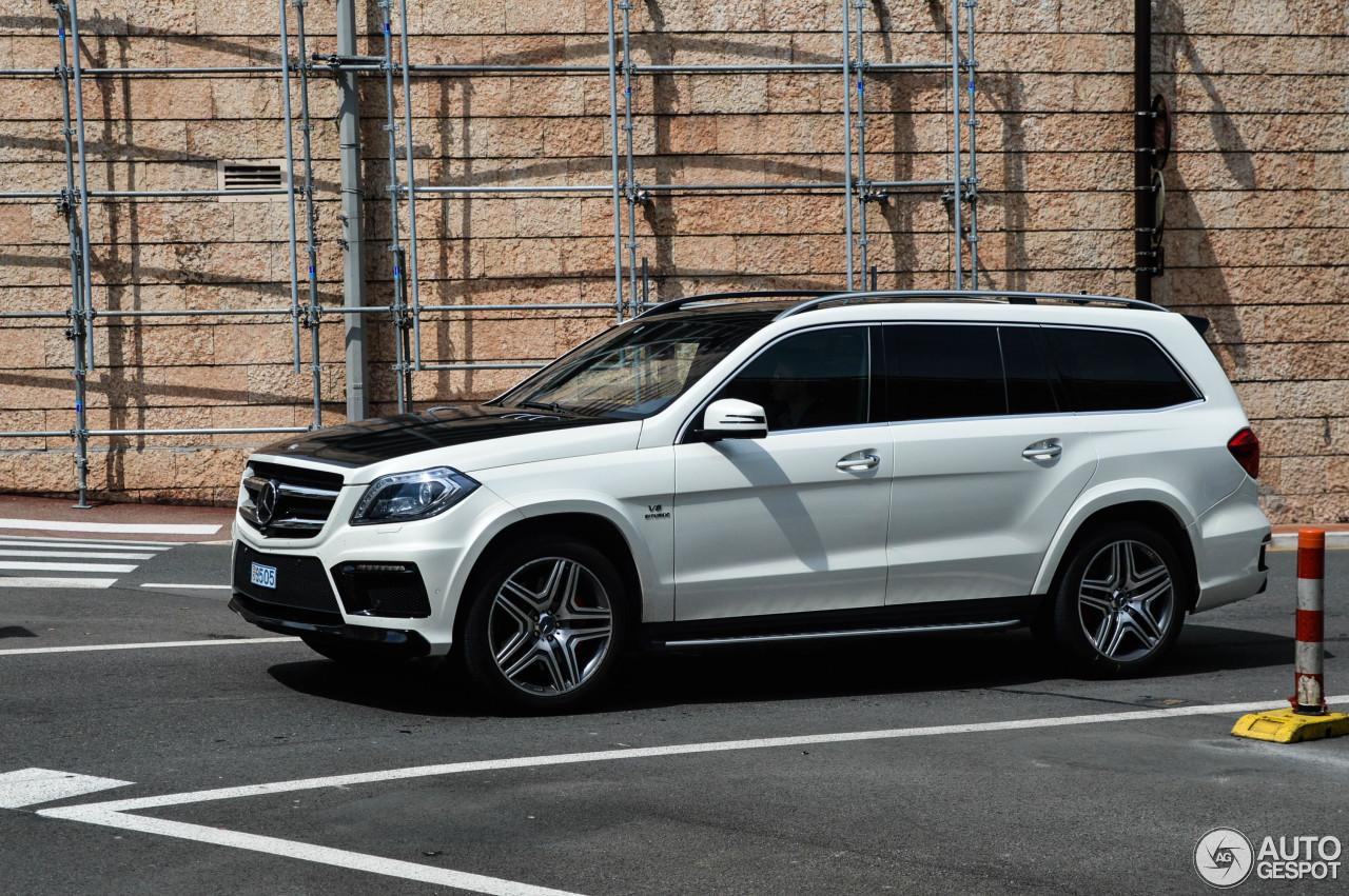 Mercedes benz gl 63 amg x166 14 may 2015 autogespot for Mercedes benz gl amg 2015