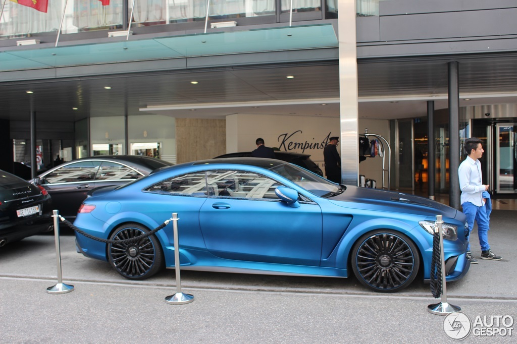 Mercedes Benz Mansory S 63 Amg Coup 233 Diamond Edition 14