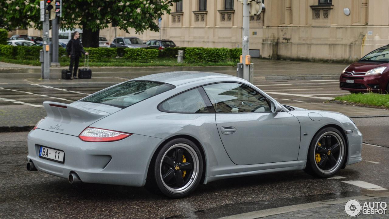 Porsche 911 Sport Classic 14 May 2015 Autogespot