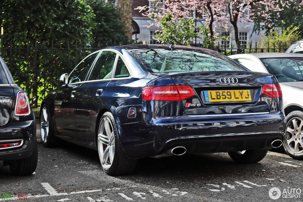 Audi Rs6 Sedan C6 15 May 2015 Autogespot