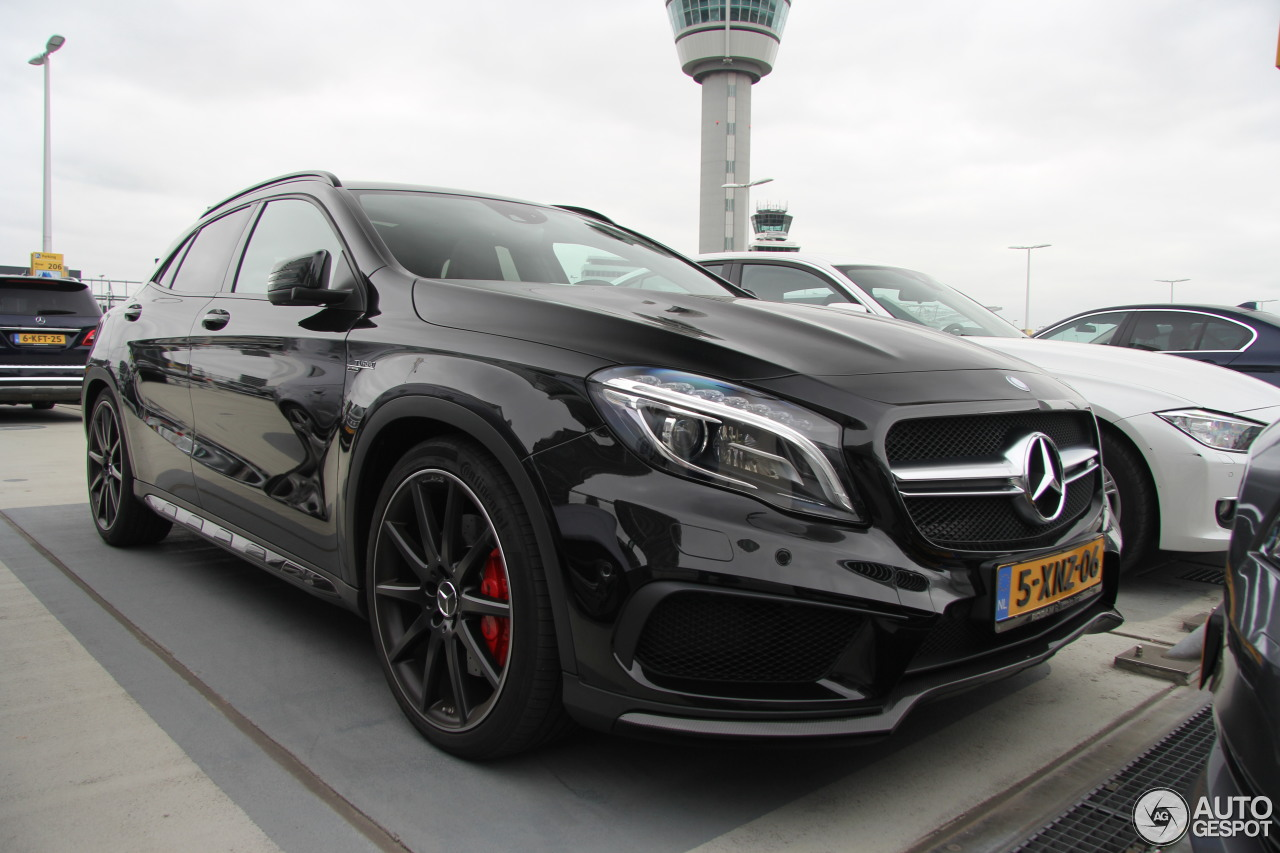 mercedes benz gla 45 amg x156 15 may 2015 autogespot. Black Bedroom Furniture Sets. Home Design Ideas