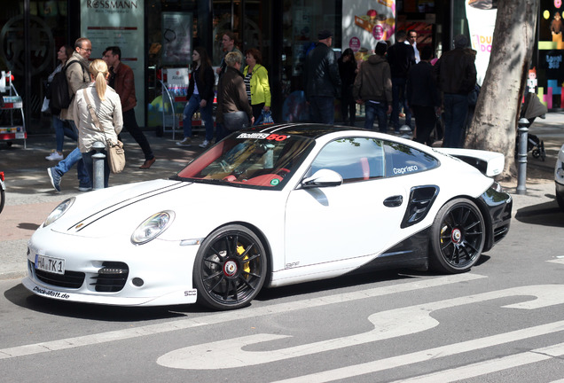 Porsche 997 Turbo S MkII RSR