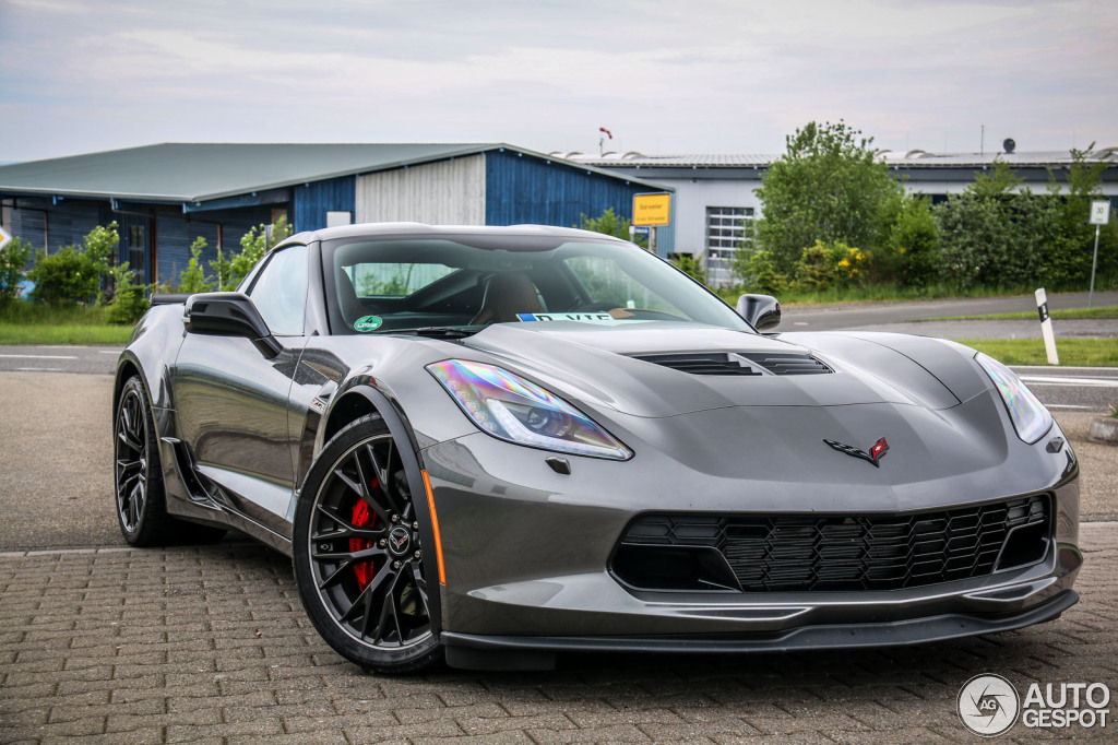 Z07 >> Chevrolet Corvette C7 Z06 - 16 May 2015 - Autogespot