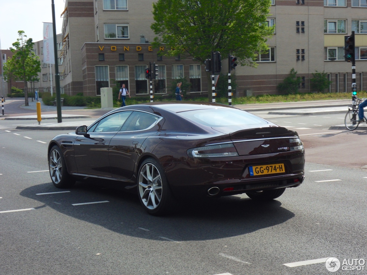 aston martin rapide s 17 may 2015 autogespot. Cars Review. Best American Auto & Cars Review