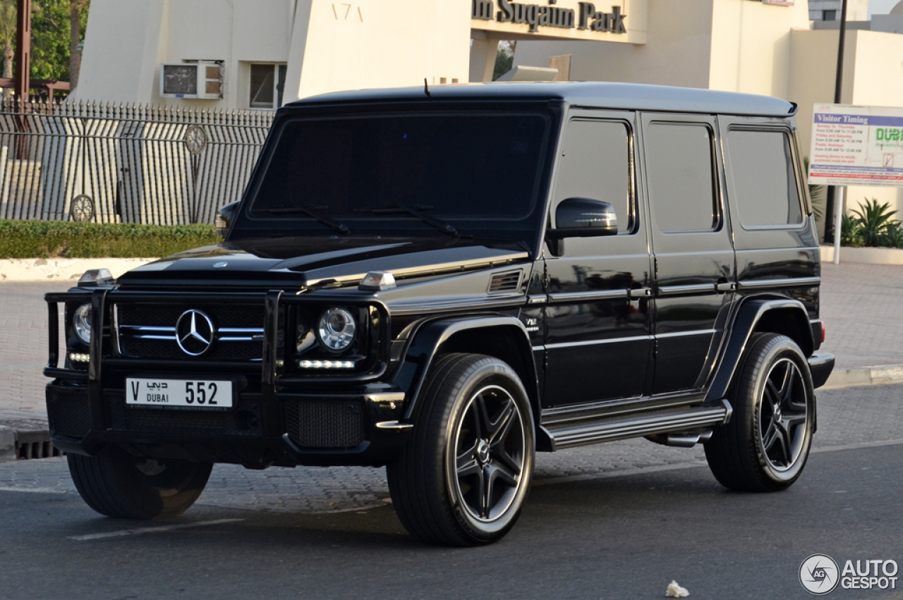 Mercedes-Benz G 65 AMG - 17 May 2015 - Autogespot