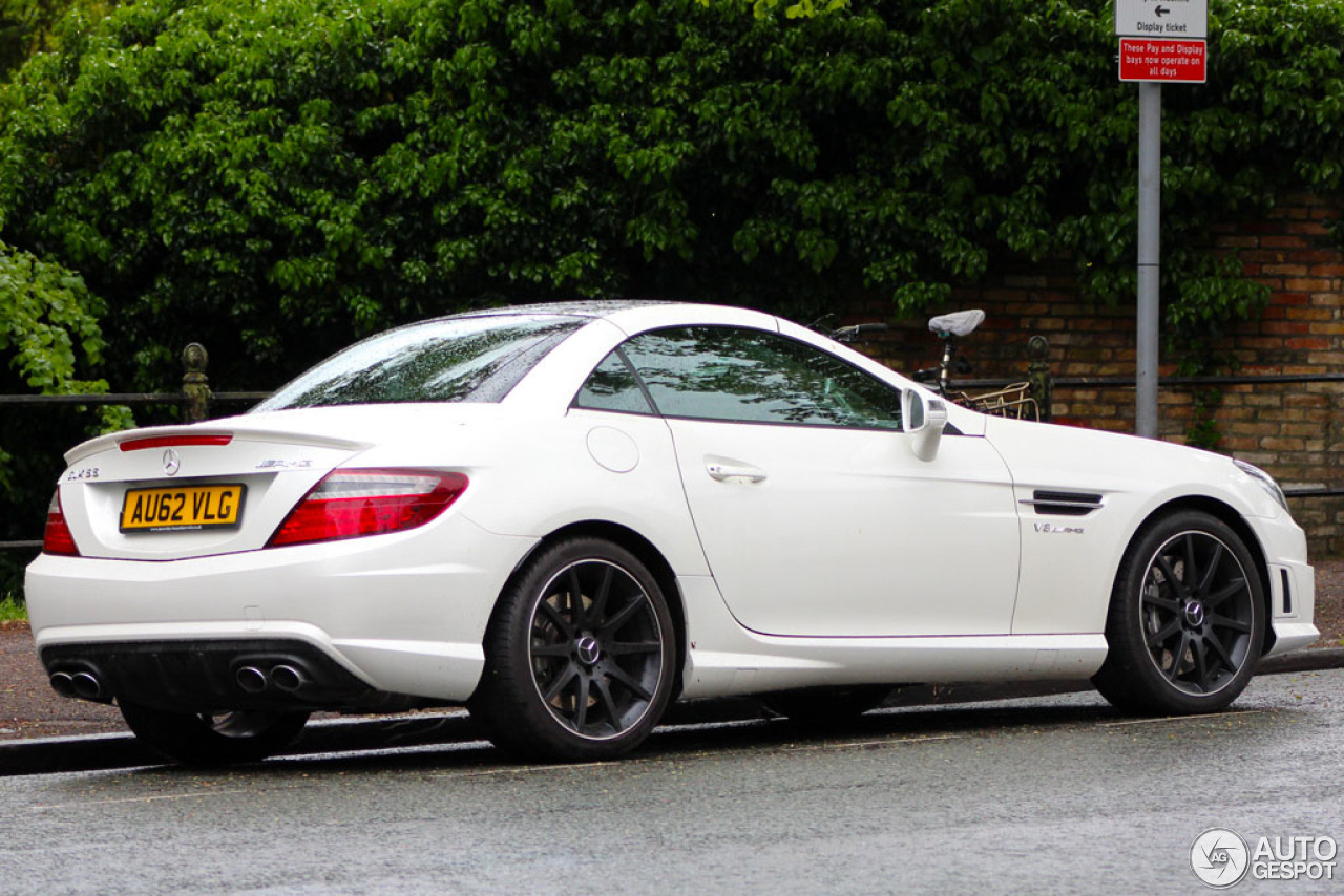 mercedes benz slk 55 amg r172 18 may 2015 autogespot. Black Bedroom Furniture Sets. Home Design Ideas