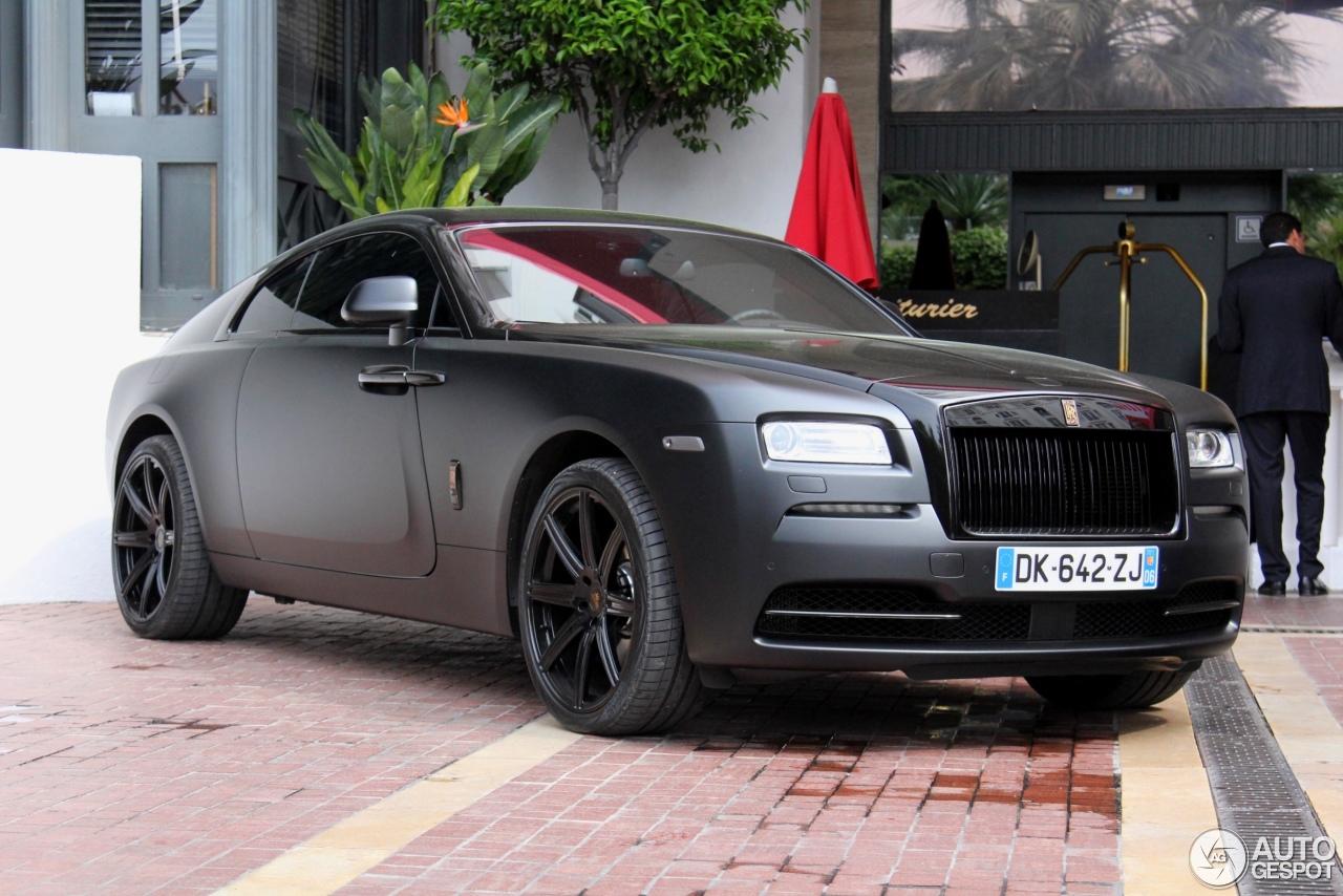 Rolls-Royce Wraith - 18 May 2015 - Autogespot