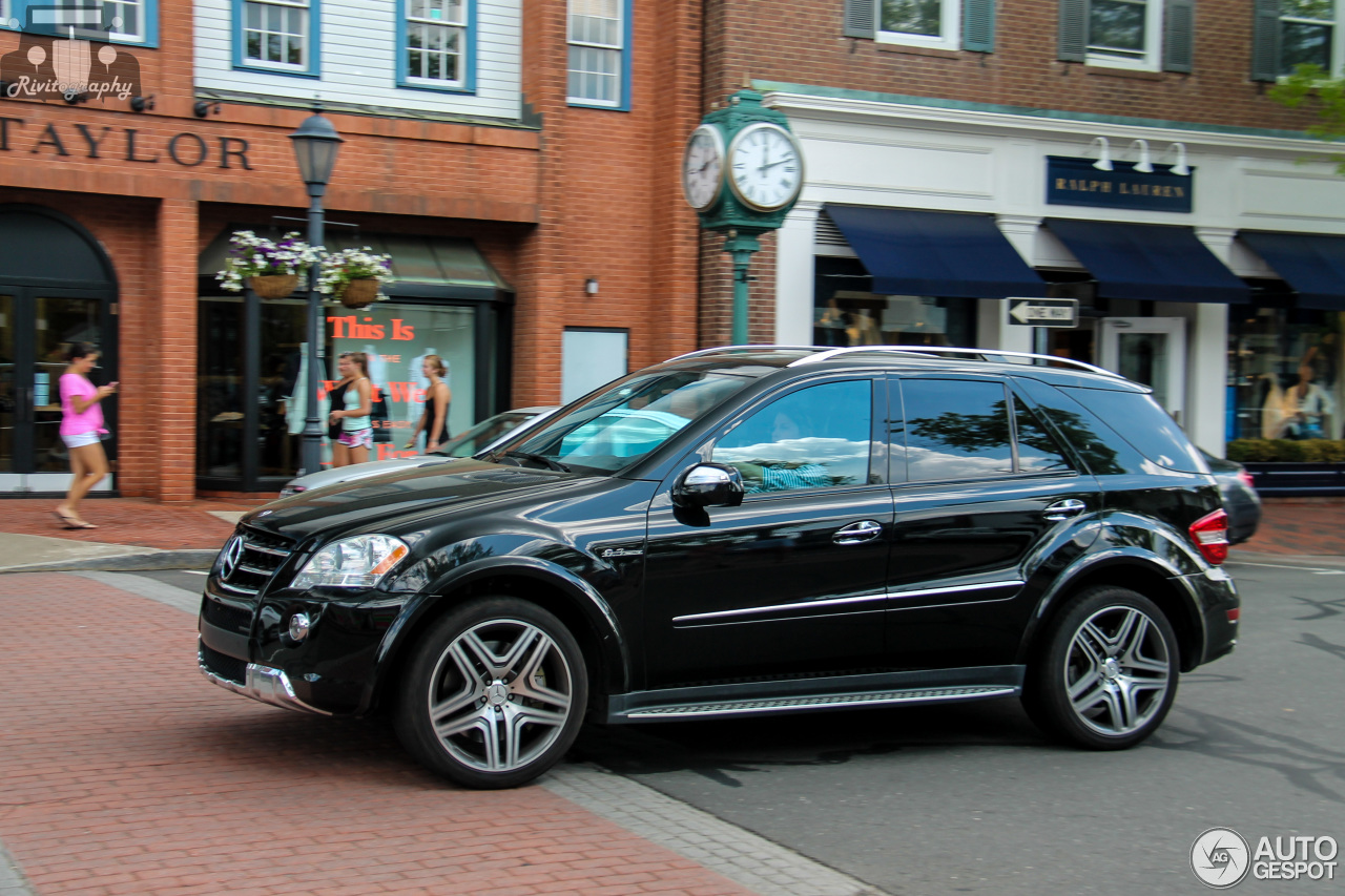 mercedes benz ml 63 amg w164 2009 19 may 2015 autogespot. Black Bedroom Furniture Sets. Home Design Ideas