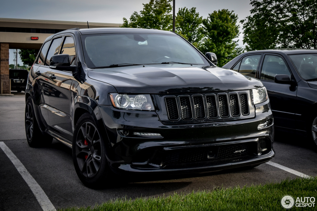 Jeep Grand Cherokee Srt 8 2012 20 May 2015 Autogespot